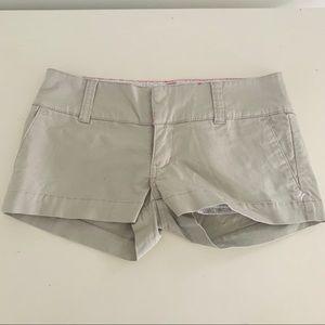 Hurley Low Rider Slim Leg Khaki Shorts NWT